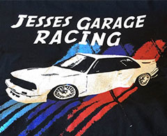 Jesses Garage Racing logo